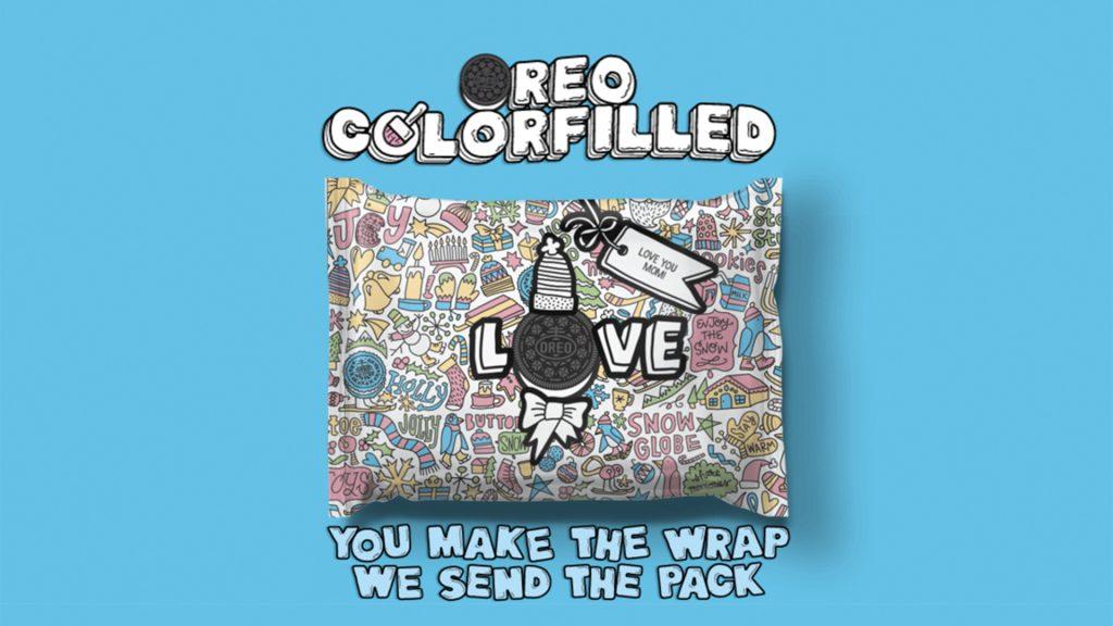 Oreo Colorflled campagna Generazione Z