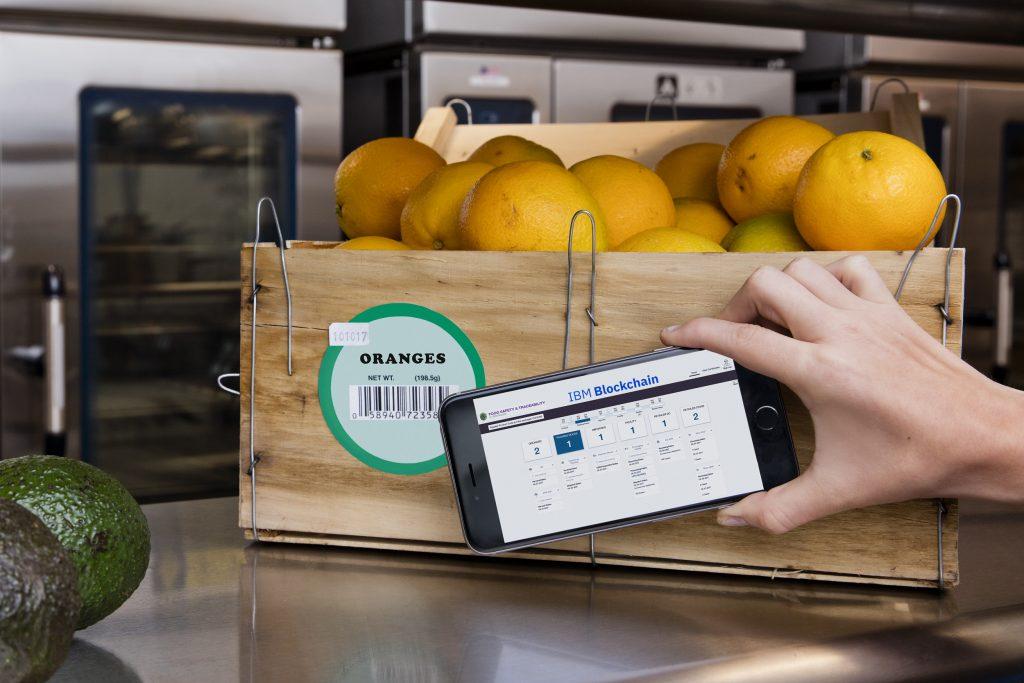Blockchain e QR code: il nostro cibo è sempre più sicuro