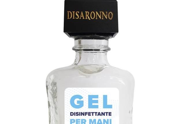 packaging, covid-19, brand, gel igienizzante, bottiglie, disaronno