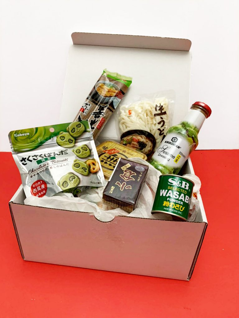 subscription box, packaging, home, delivery, food, home, Micatuca