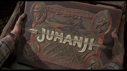 packaging, film, Jumanji
