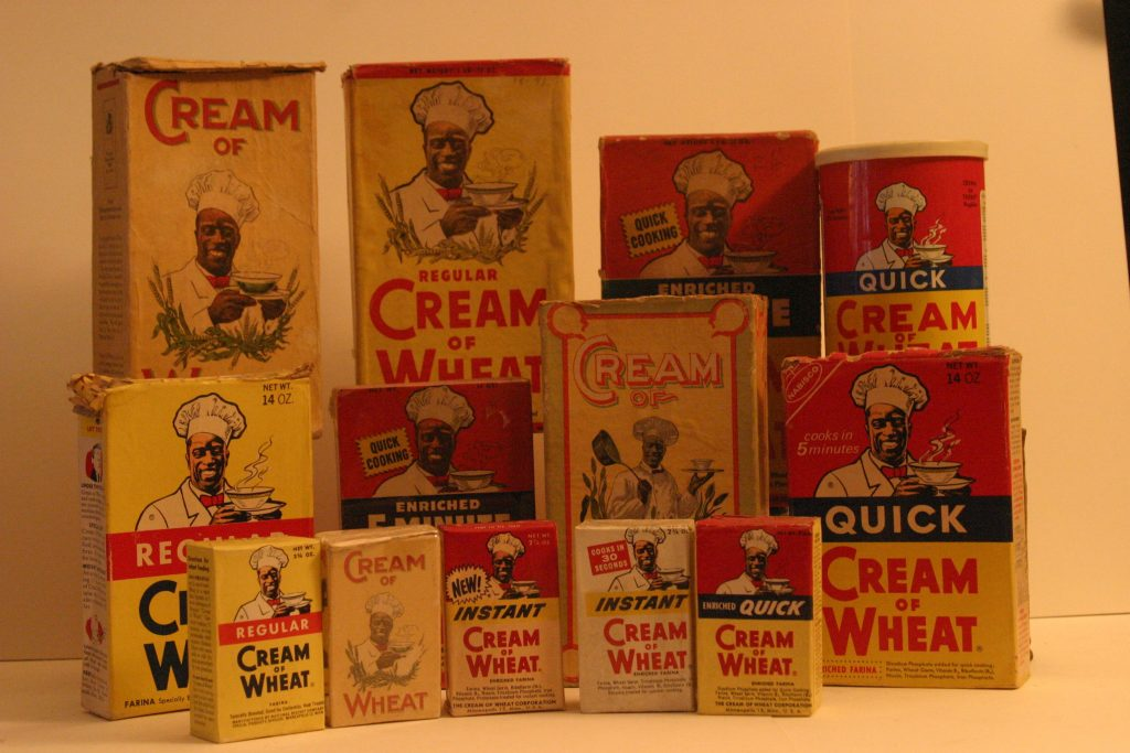 Cream of Wheat, packaging, razzismo